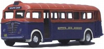Foden Chassis - M.B.A. Body - AG6